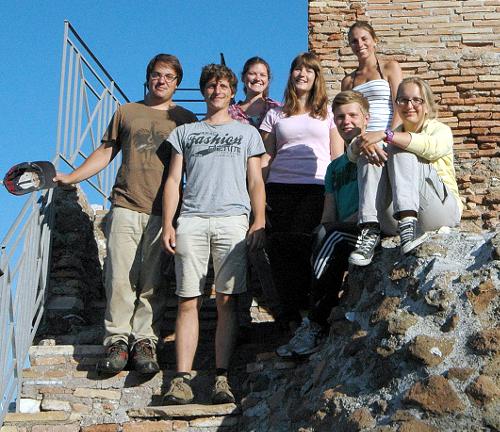 Mitarbeiter der Kampagne 2014