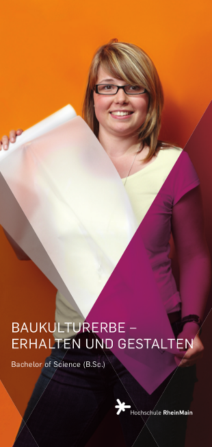 Baukulturerbe (Flyer-Titelbild 2016)