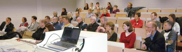 Begrüßung zum Labordidaktischen Seminar 2015