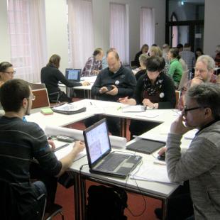 Seminararbeit in Erbacher Hof in Mainz